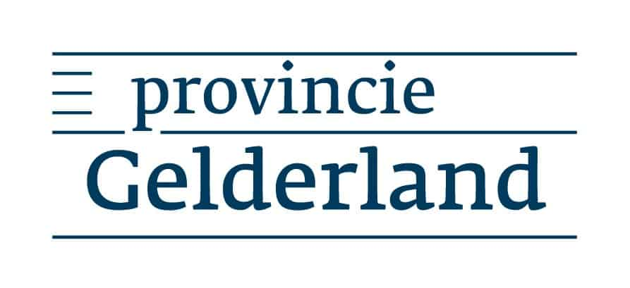 Logo provincie gelderland